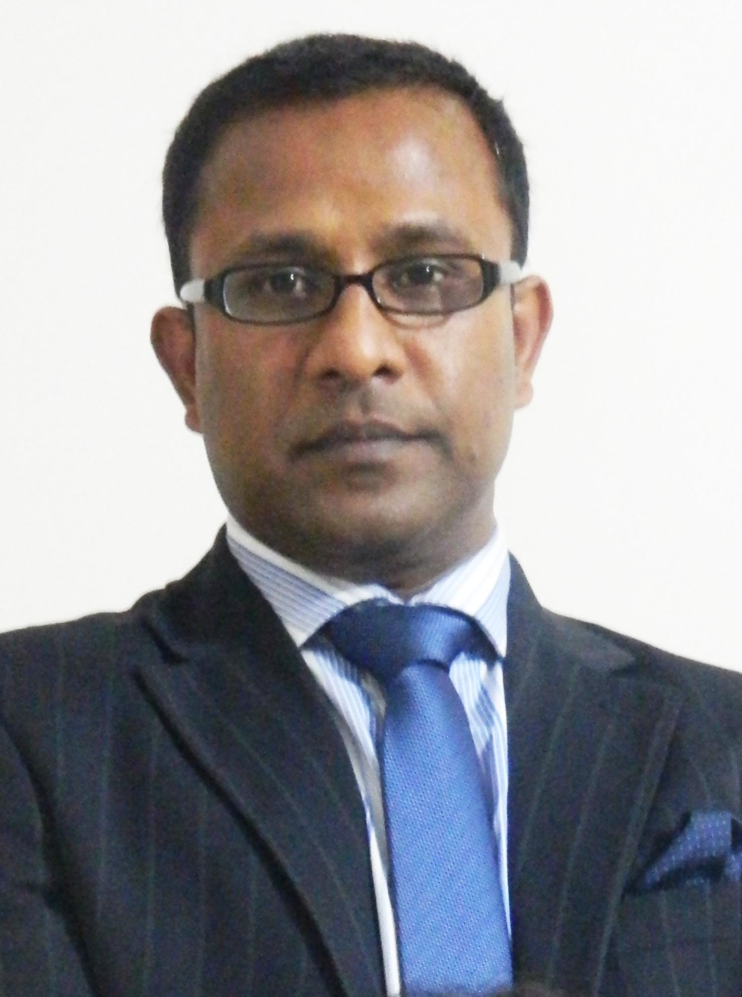 Barrister Mejbahur Rahman