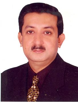 Mr. Shaikh Salahuddin Vice Chairman